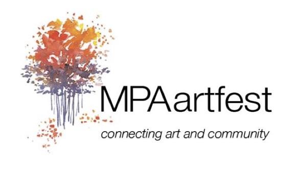 MPAartfest Logo