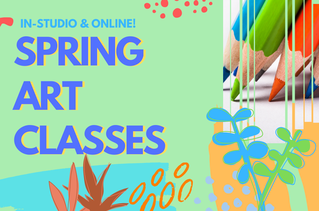 Spring Art Classes