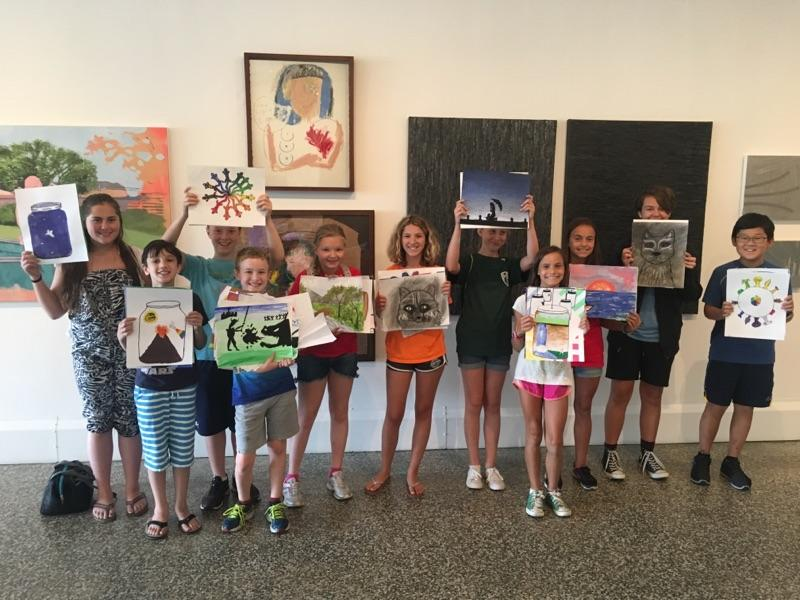 Summer Art Camps for All Ages!