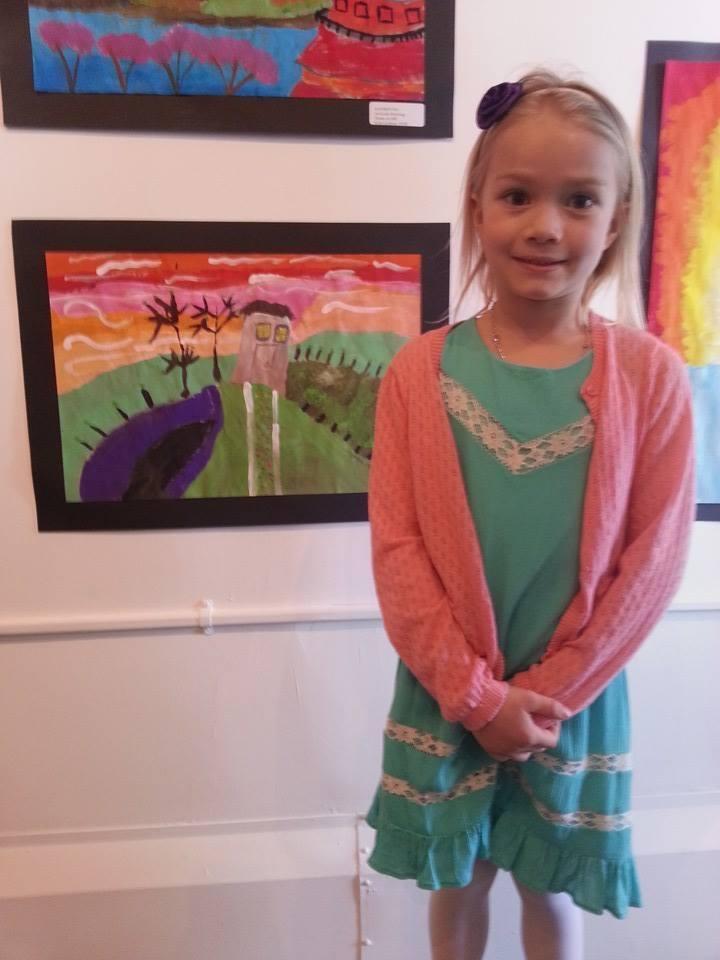 MPA Celebrates Youth Art Month!
