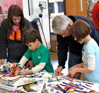 Family Art Workshops MPA