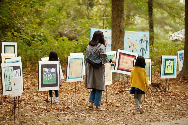 MPAartfest 2019 - Childrens' Artwalk