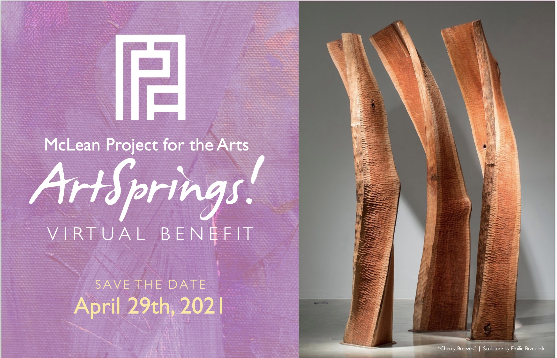 ArtSprings! Virtual Benefit