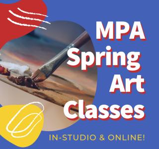 spring-art-classes