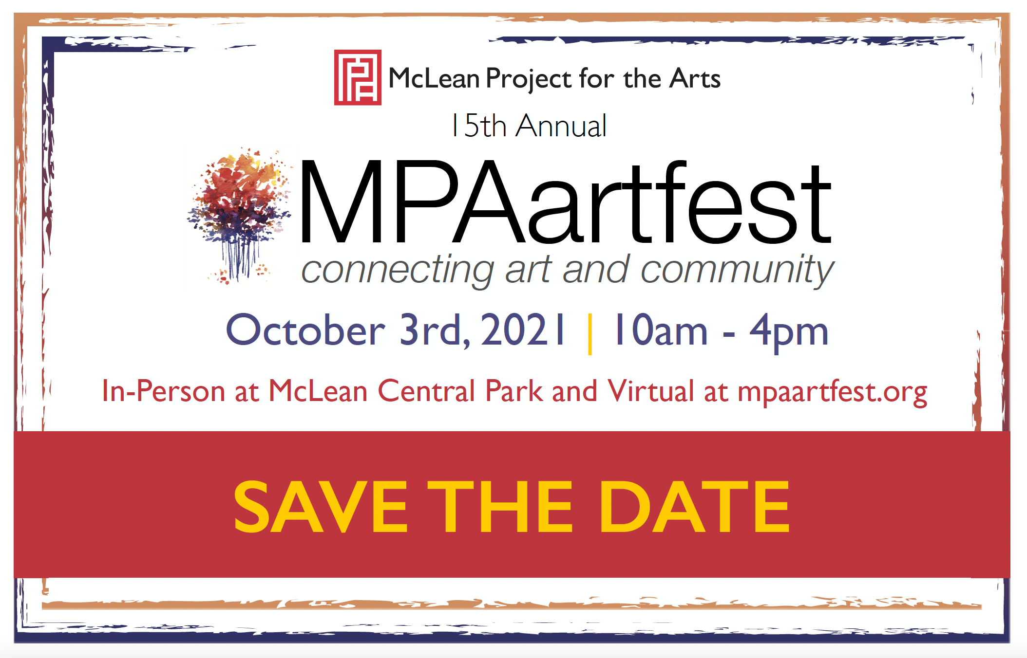 MPAartfest Returns to Central Park