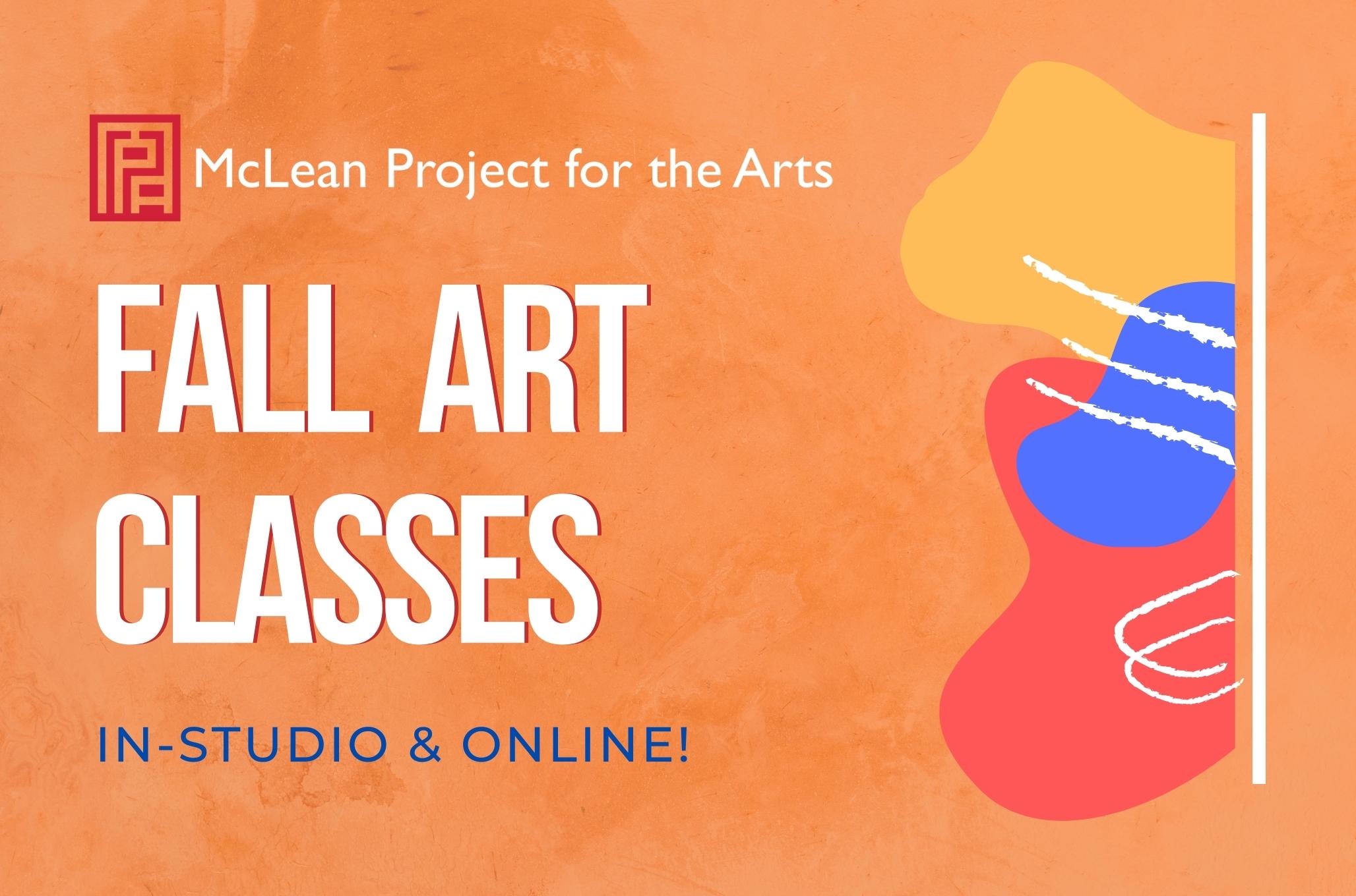 Registration Open for Fall Art Class